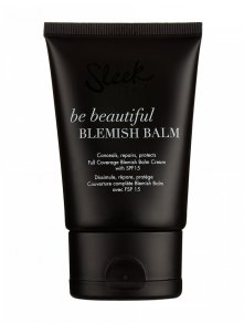 Sleek be beautiful blemish balm in light combinatie van huidverzorging en make up primer getinte moisturizer of concealer