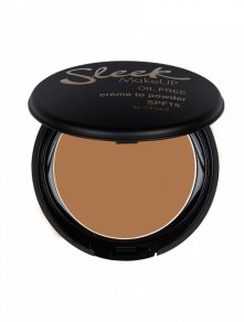 sleek powder latte kleur poeder foundation egale textuur gezicht face